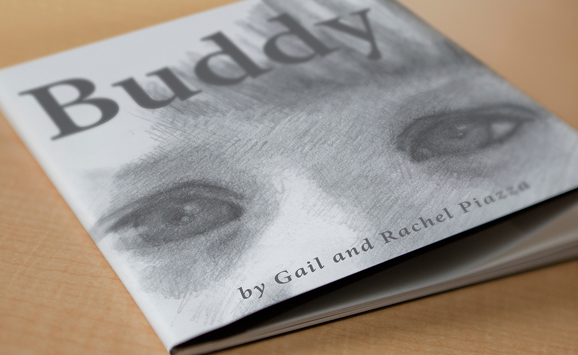 Buddy The Book Image